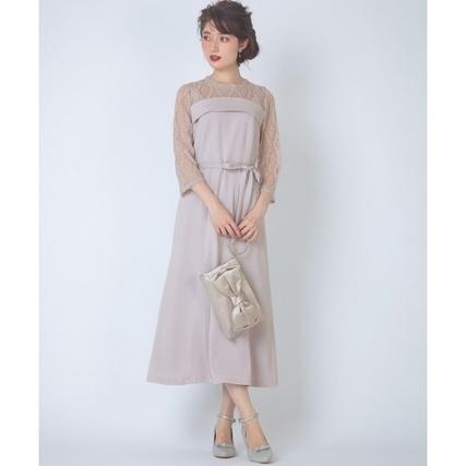 マーメイドシックドレス