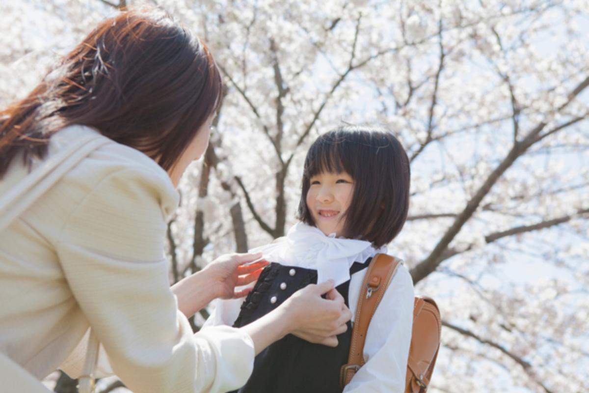女の子の小学校入学式スタイルを解説!主役の子供に着せたいきちんと服♪