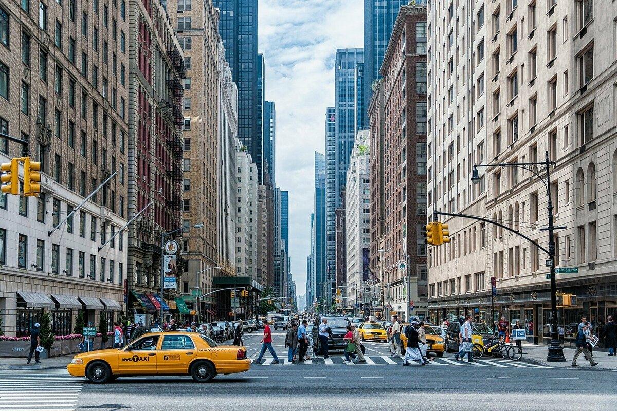ニューヨーク5番街