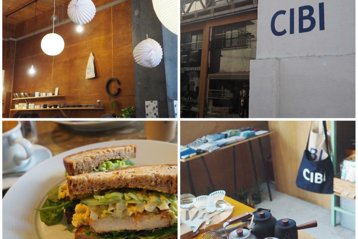 CIBIの店内・食事の様子