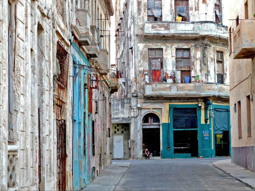 キューバ「オールドハバナ」