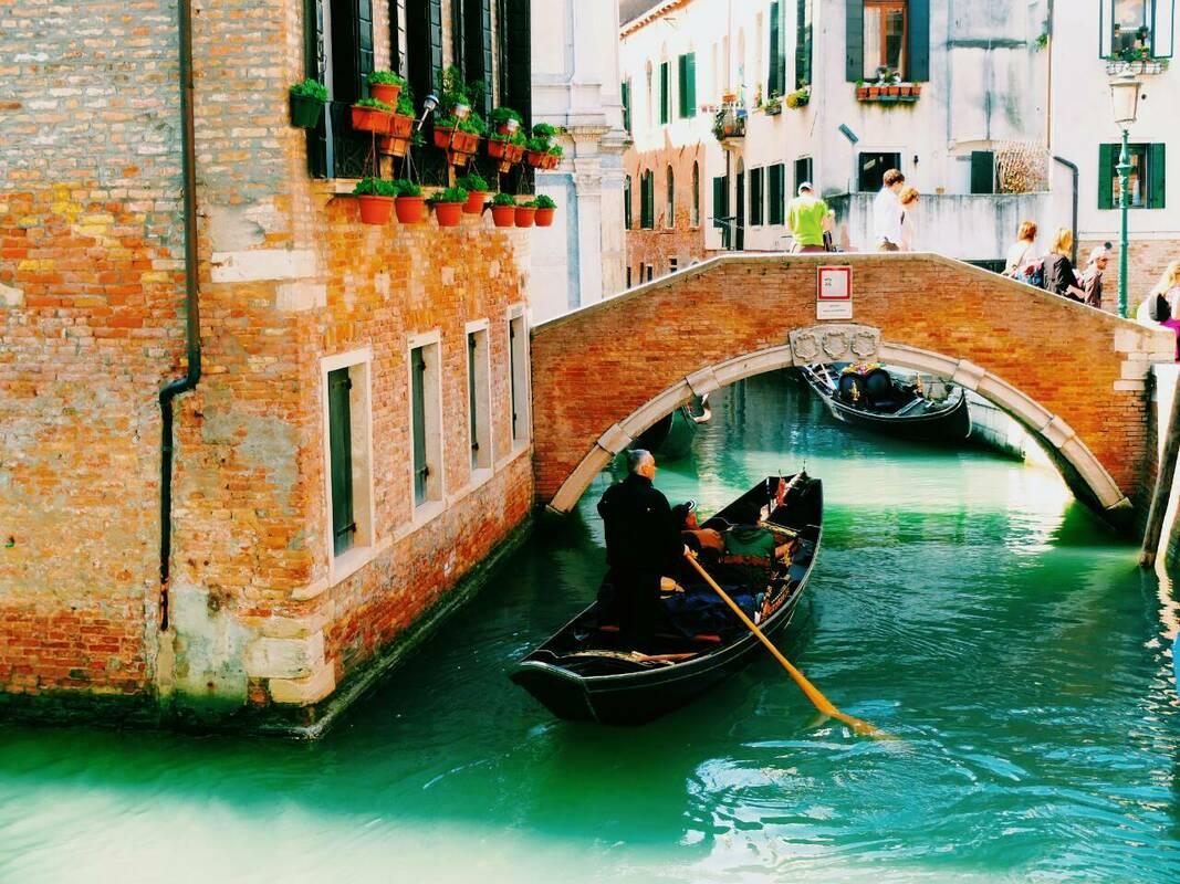 イタリア「ヴェネツィア」
