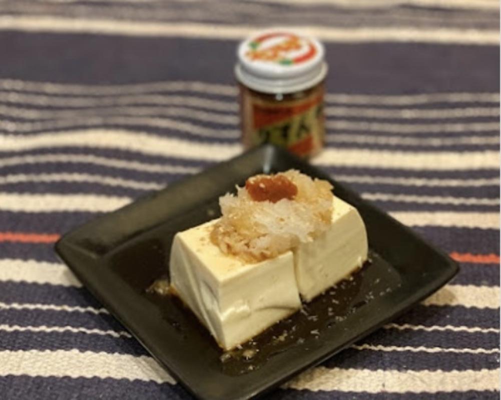 かんずり豆腐