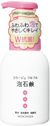 コラージュフルフル泡石鹸 ピンク【医薬部外品】300mL