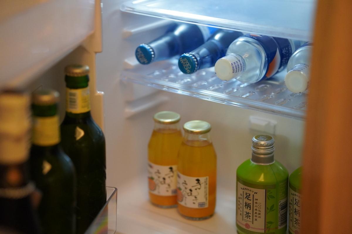 冷蔵庫コンプリメンタリー
