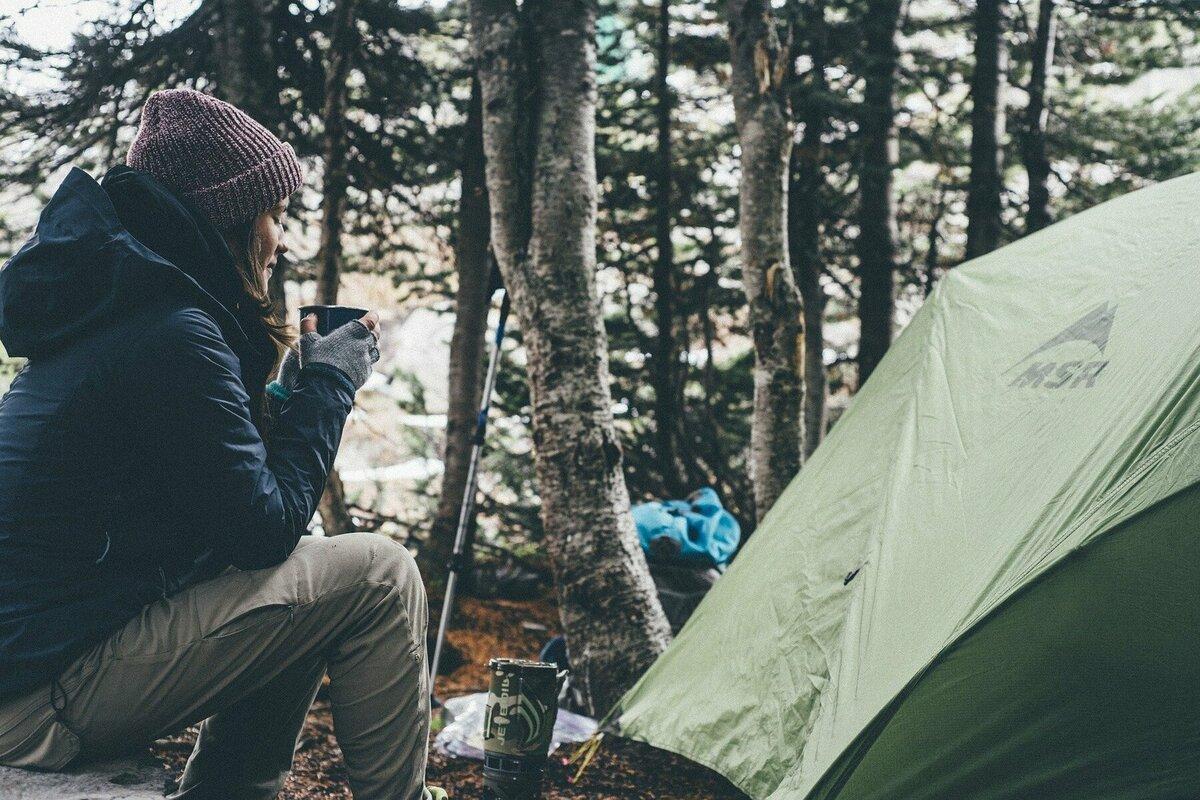 シーズン到来!PC&都会から離れて「キャンプ」でデトックスしませんか?