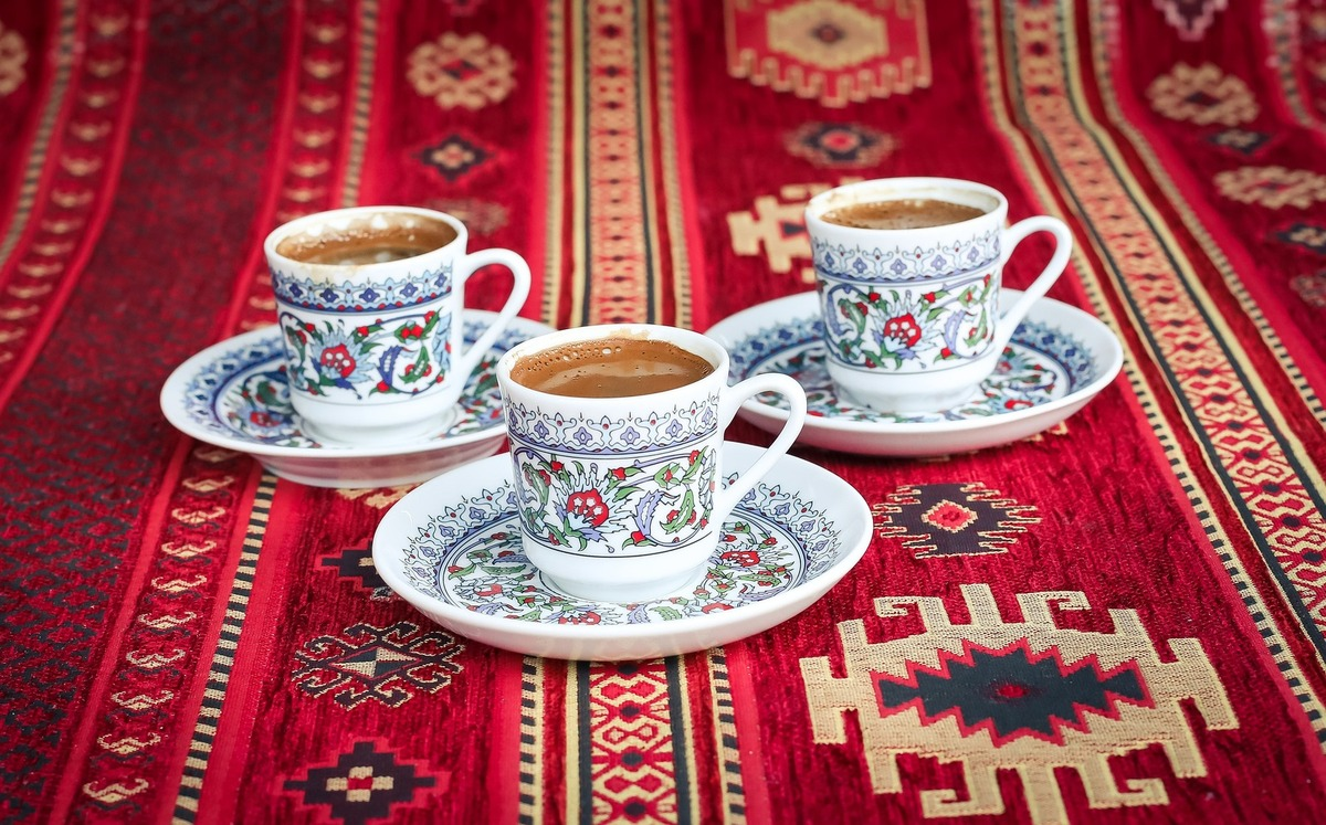 トルコのコーヒー