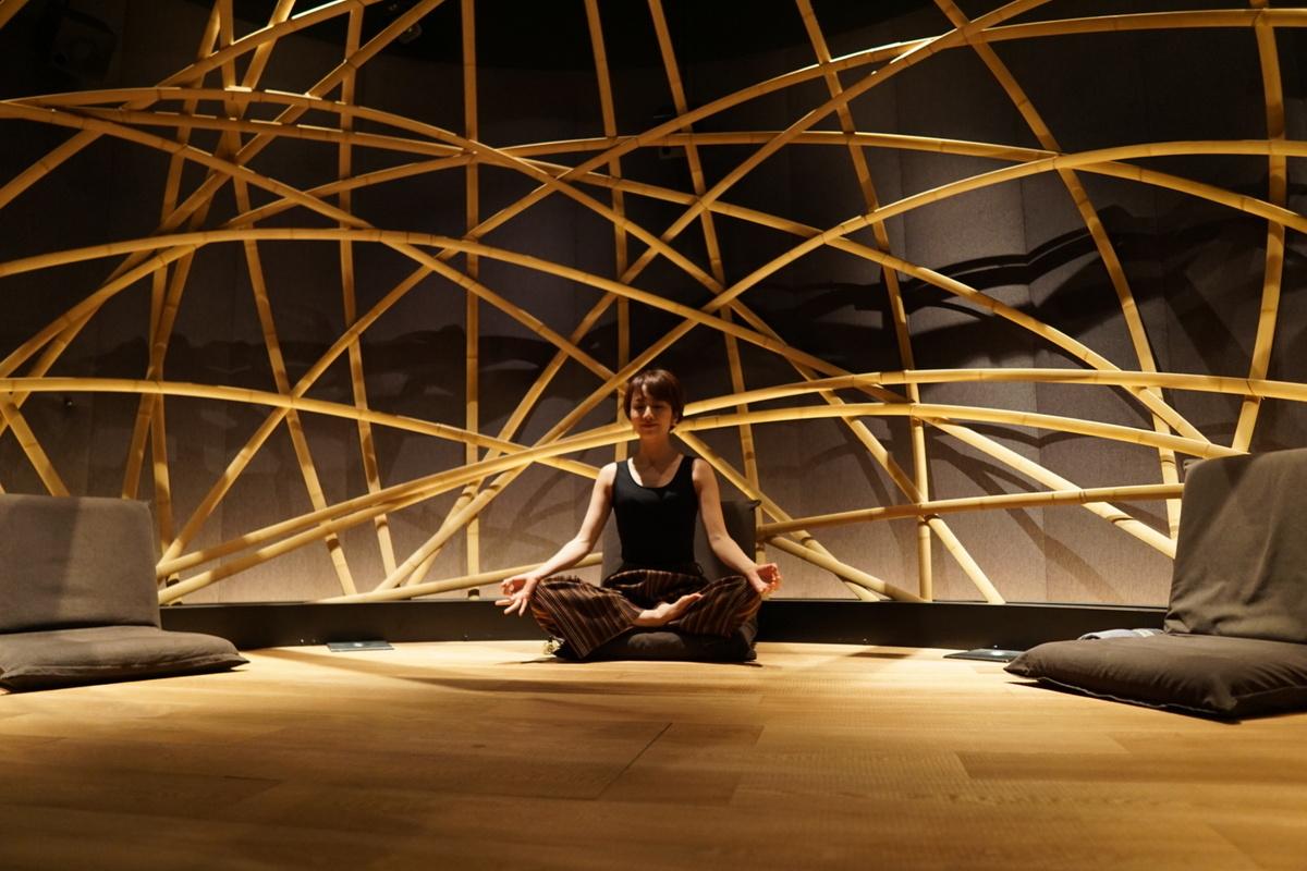 音×光×お茶が創出、五感を刺激するメディテーションスタジオ「Medicha」日本初上陸
