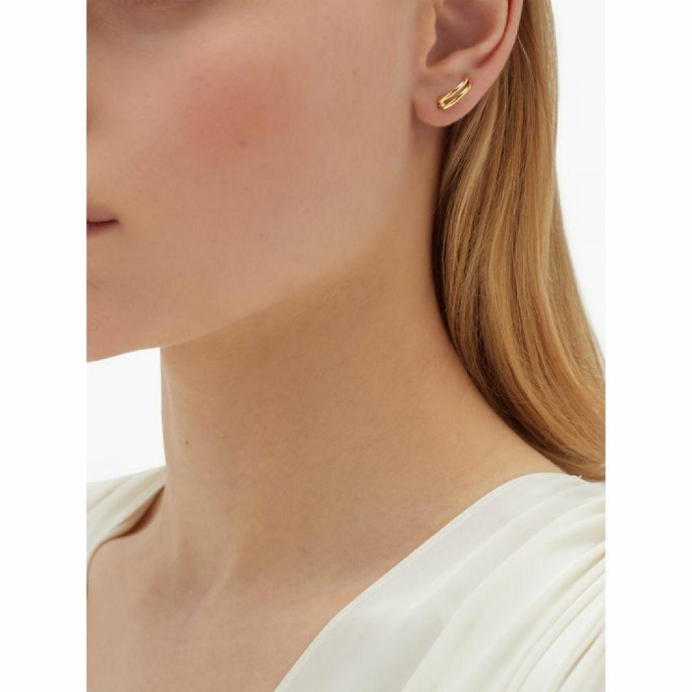 Norah 18kt gold single earring