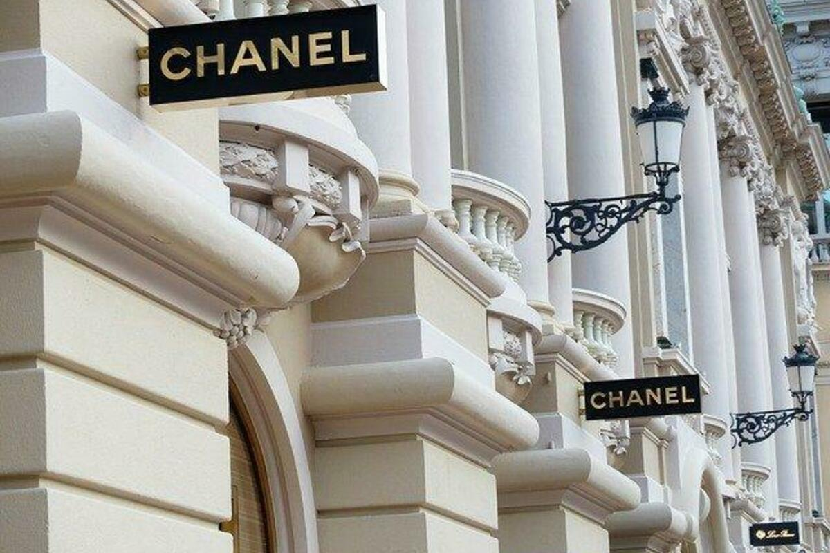 CHANELの店舗