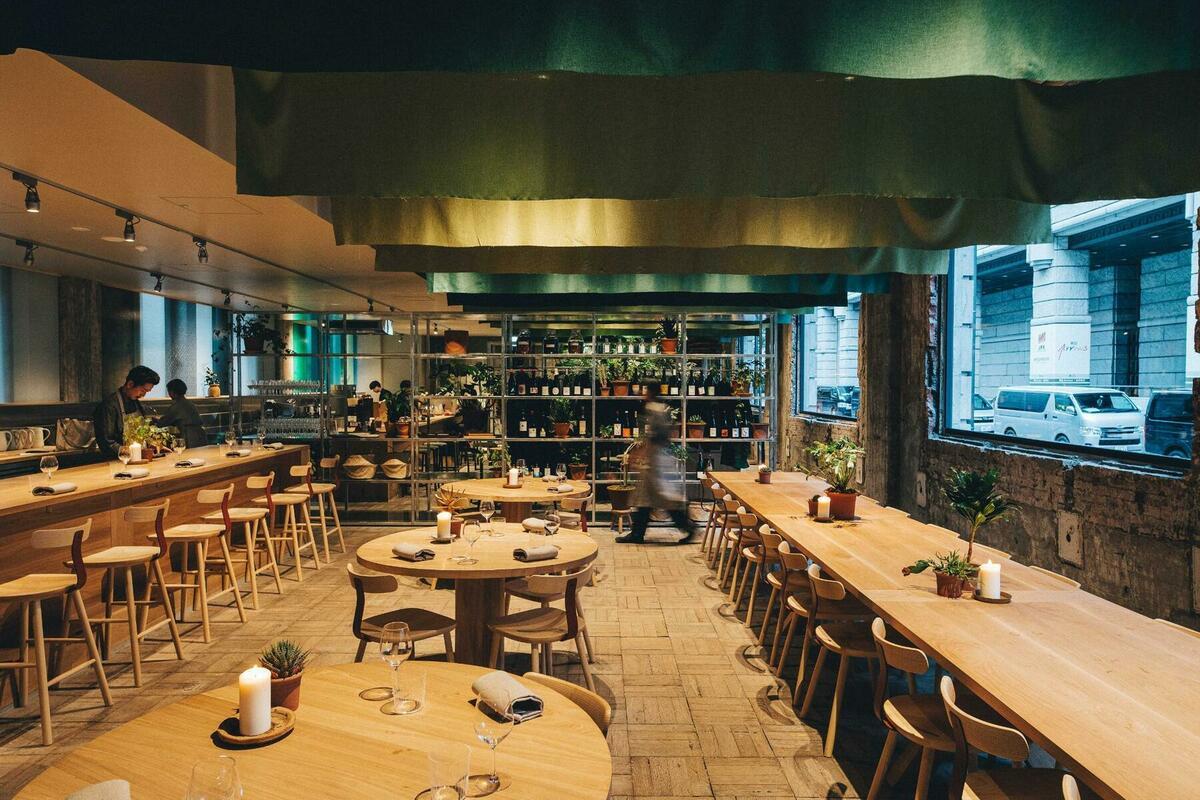 K5コーヒーショップ・レストラン