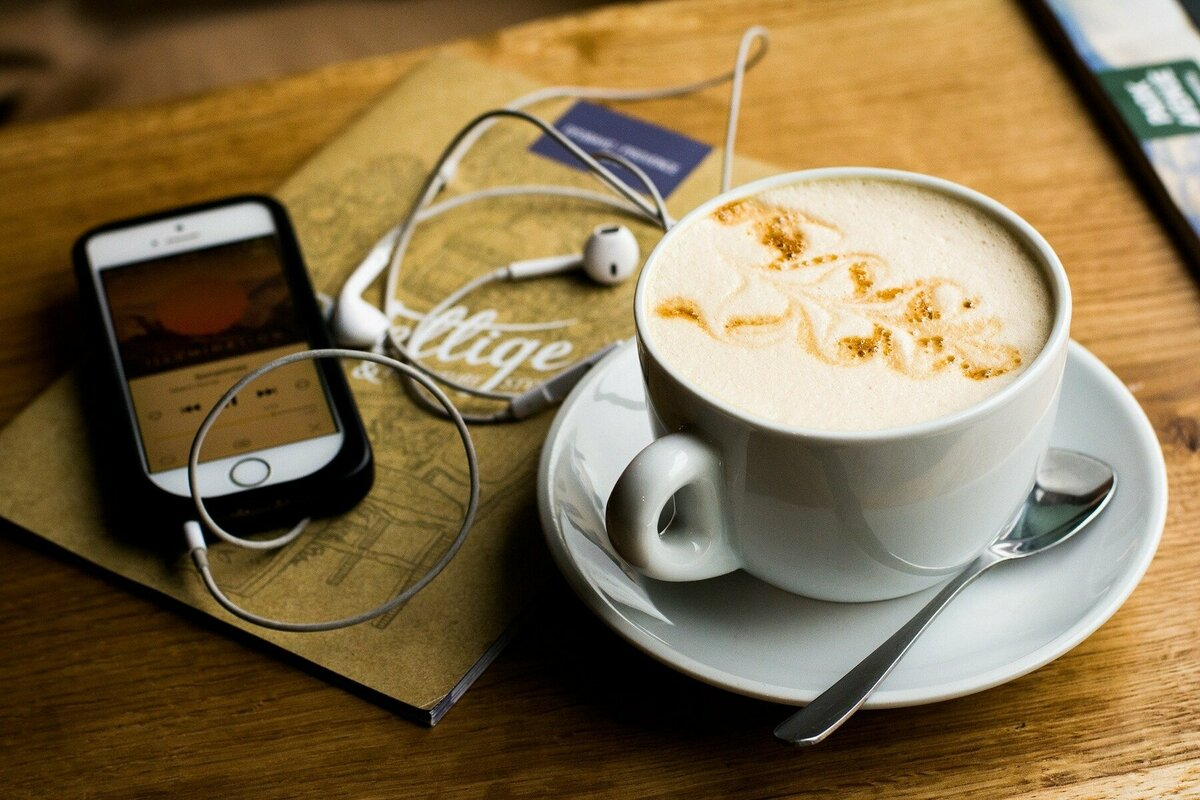 カフェ 携帯