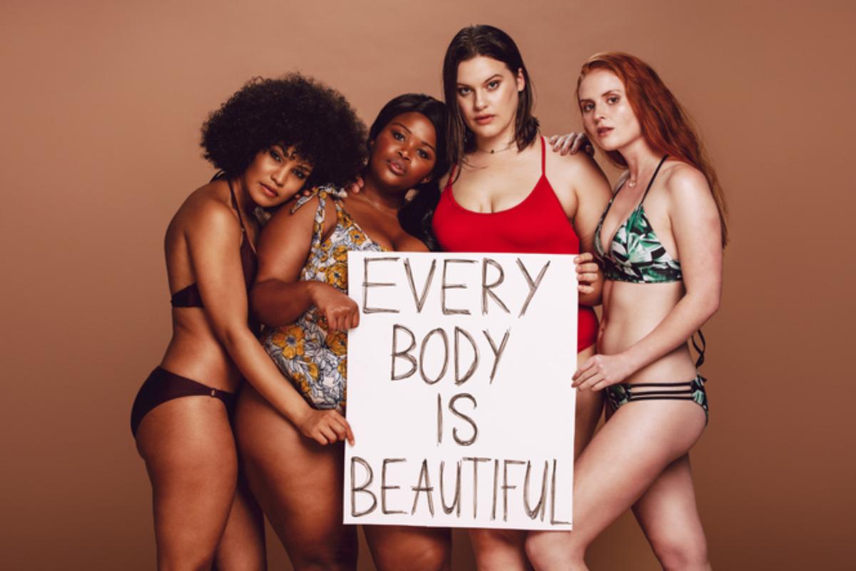 ボディポジティブ=自分の身体を愛すること。美の固定概念に囚われない新しい価値観とは