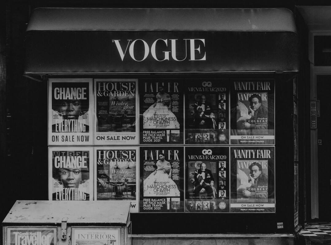 VOGUEの店舗