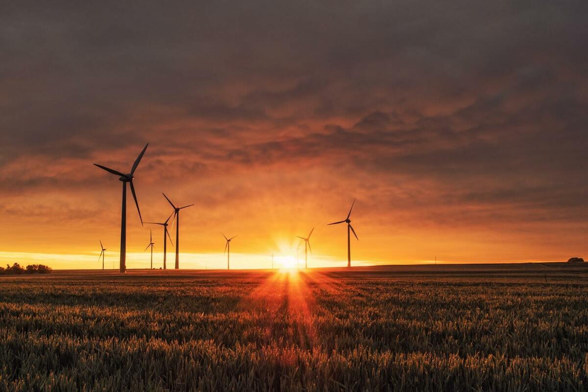 風力発電エネルギー
