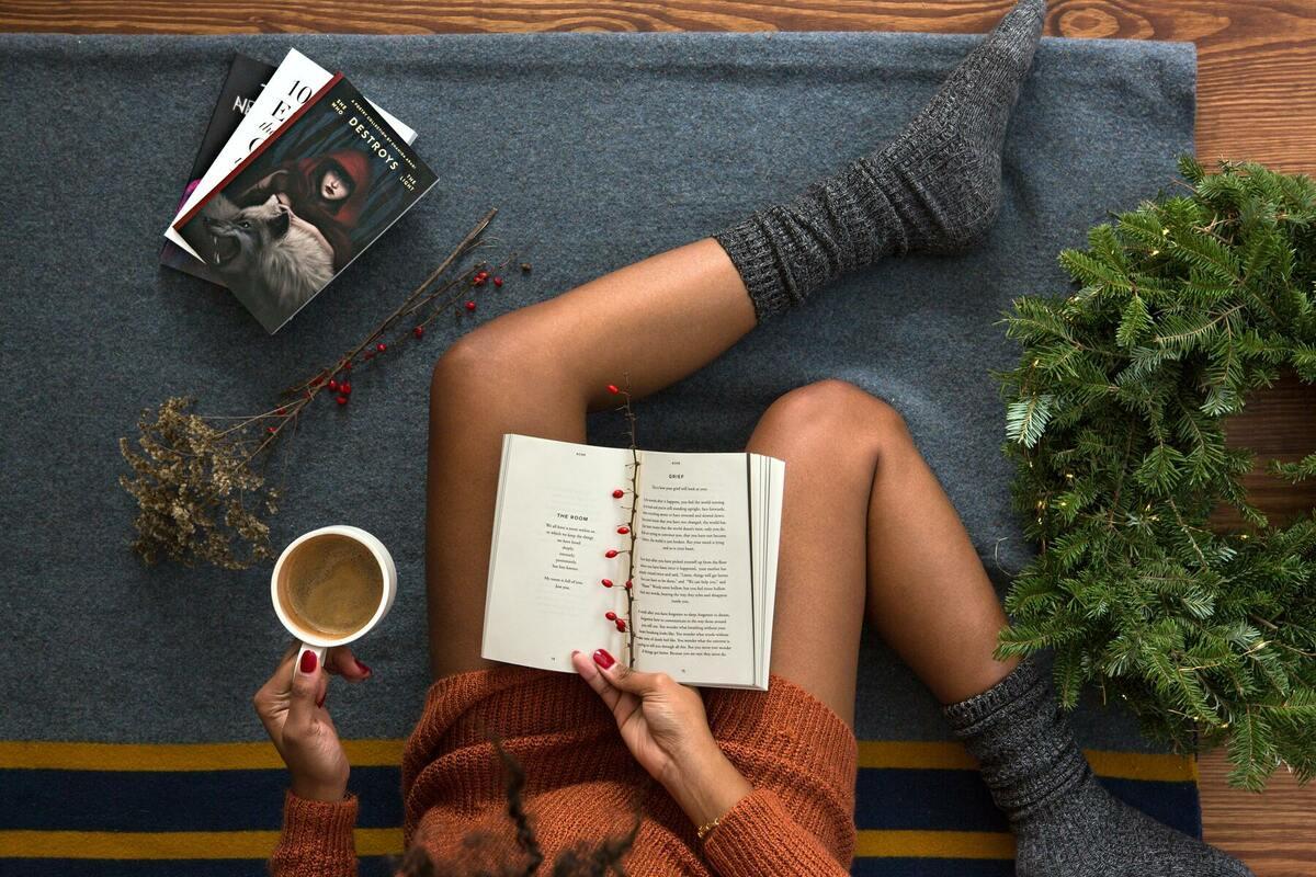 心が前向きになれる本16選。思い悩んだ時や落ち込んだ時に読みたい作品を集めました