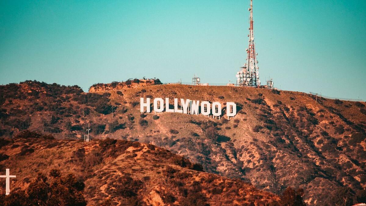 ハリウッド女優