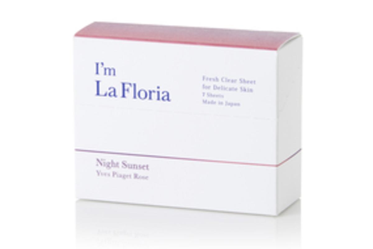 I'm La Floria フレッシュクリアシート