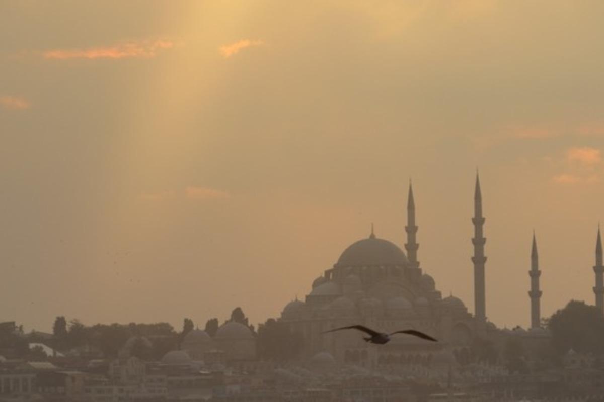 トルコ イスタンブールの風景