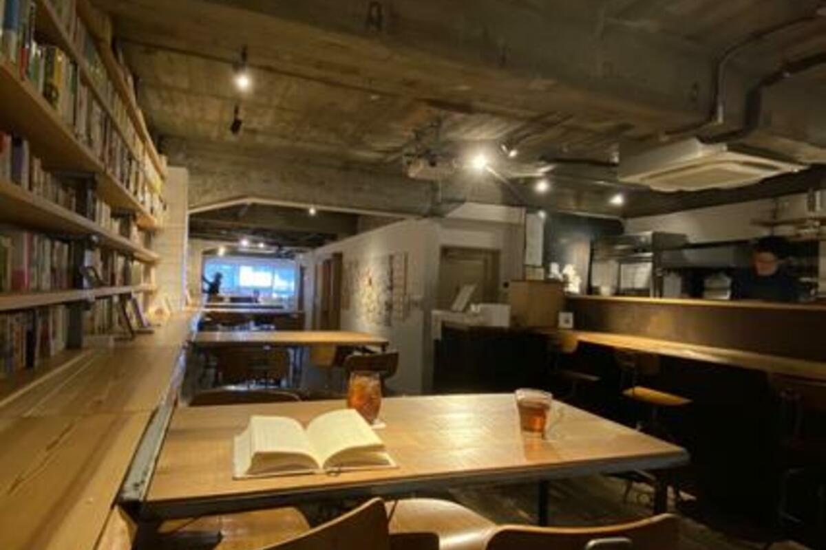 渋谷 森の図書室