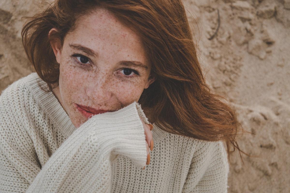 赤毛の少女